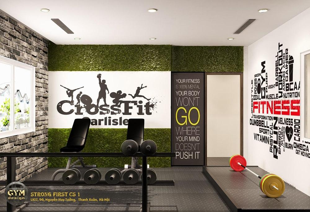 du an thiet ke phong gym strong first cs 1 7-