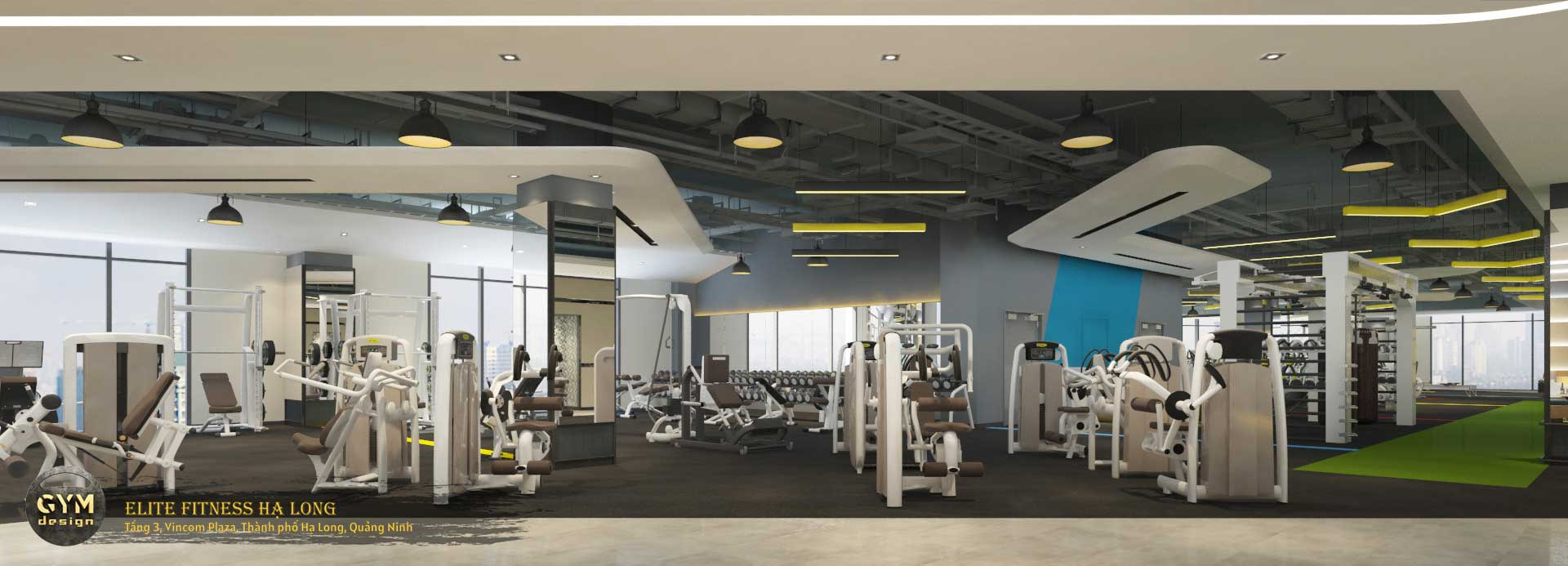 thiet-ke-phong-gym-elite-fitness-ha-long-18