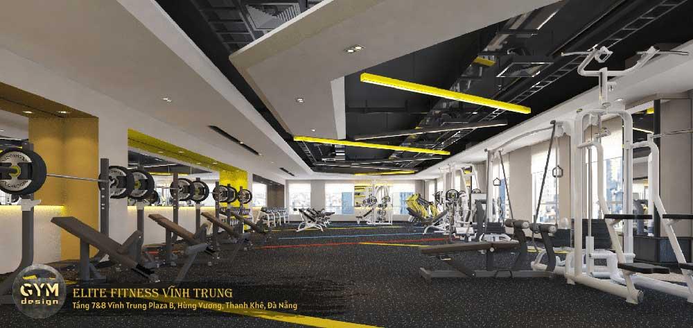 thiet-ke-phong-gym-elite-fitness-vinh-trung-6