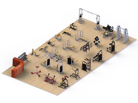 mở phòng tập gym cần những gì