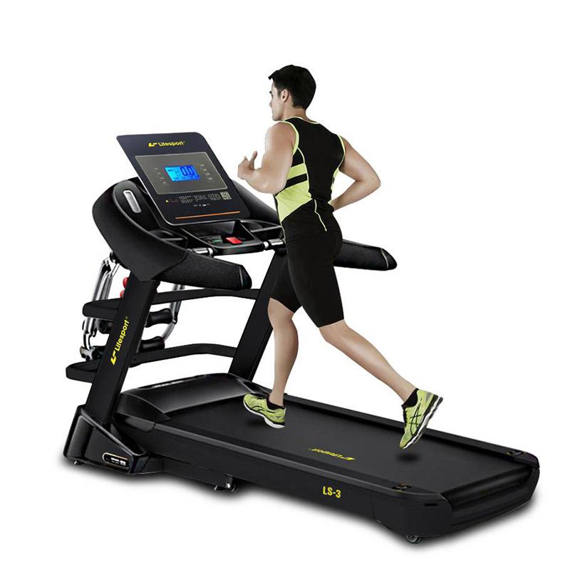 máy chạy bộ điện phòng tập gym