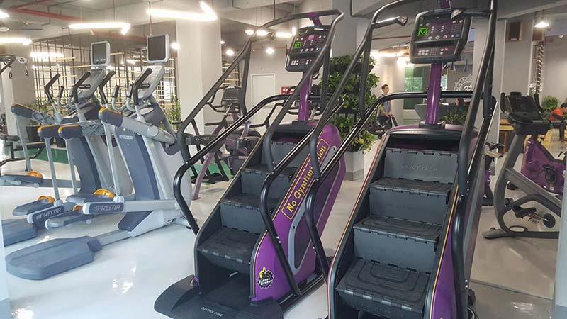 máy leo cầu thang phòng tập gym nam