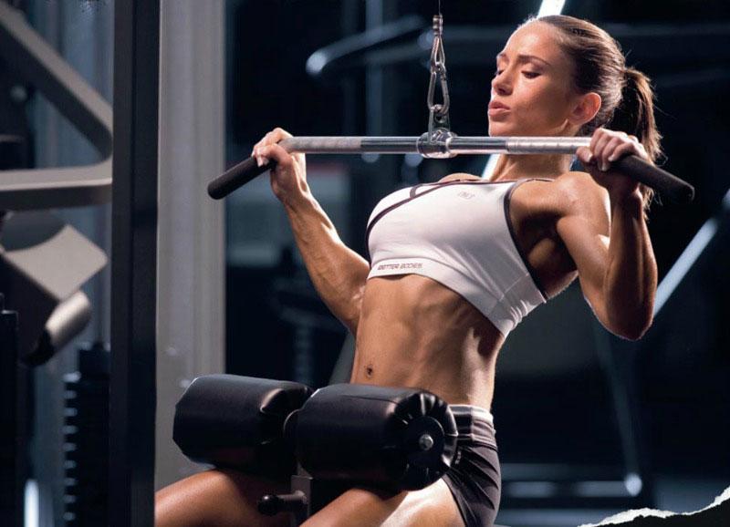 Bodybuilding - Fitness phương pháp tập thể hình đẹp