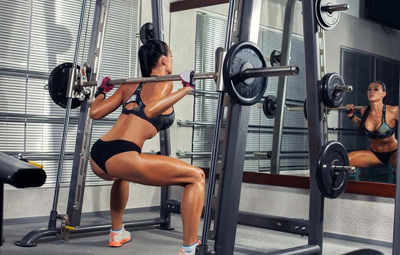 tập gym có lùn không