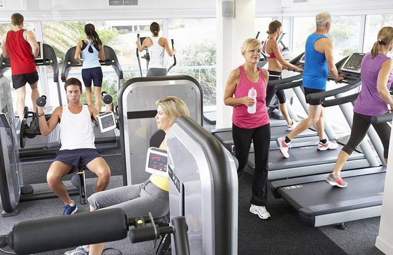 nhu cầu tập gym hiện nay