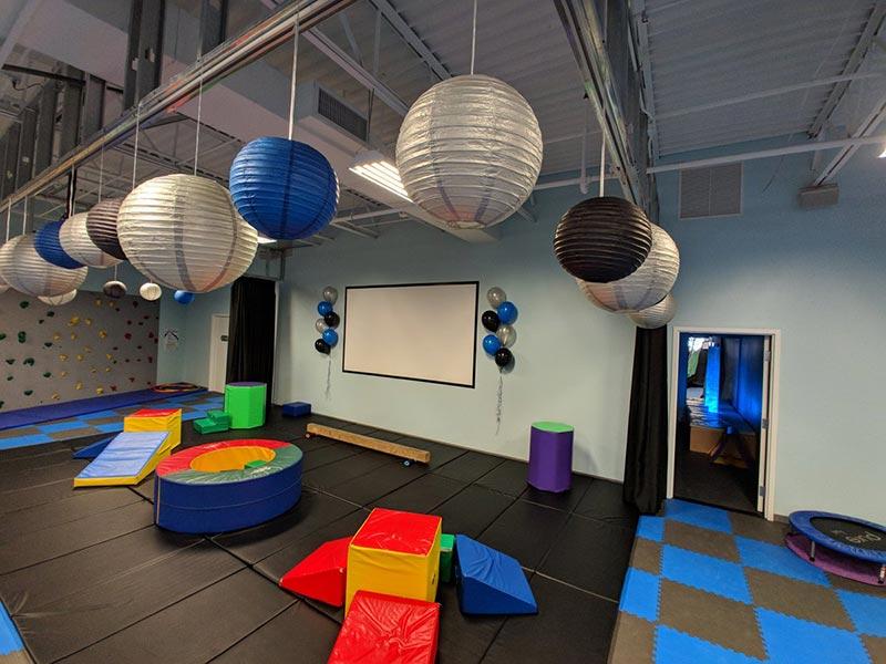 Trung tâm tập gym cho trẻ