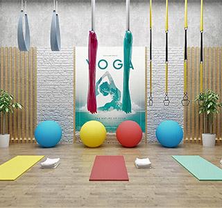 kinh-nghiem-thiet-ke-phong-yoga-nho-dep-hut-khach