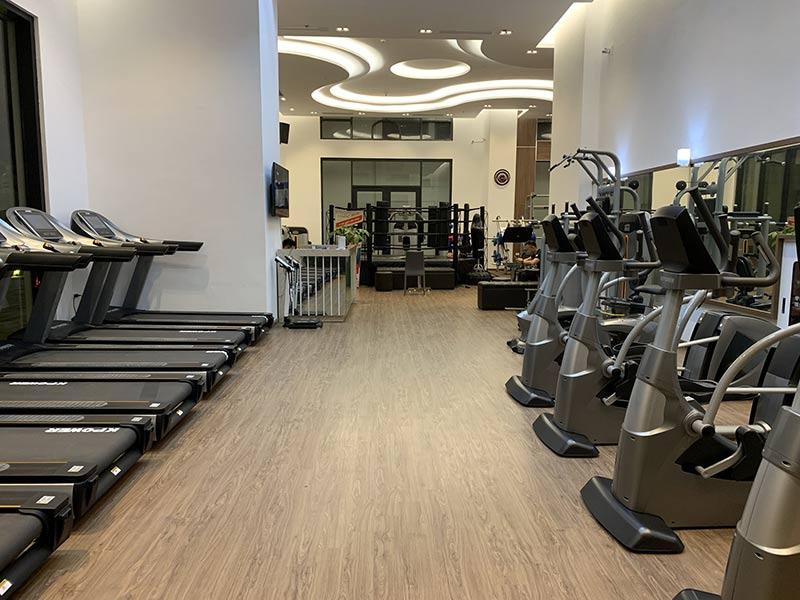 mở phòng tập gym ỏ nông thôn