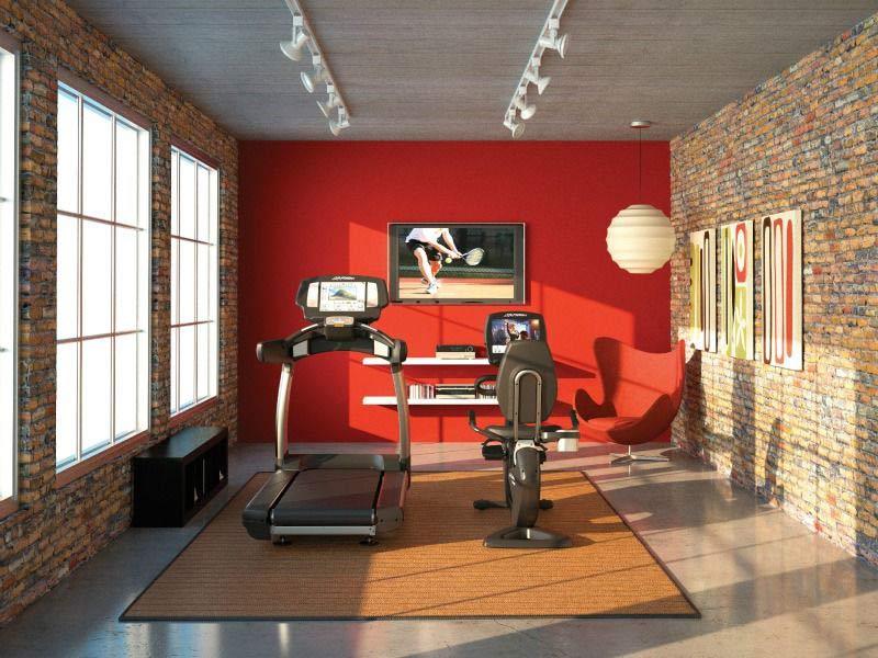 Dịch vụ thiết kế phòng tập thể dục tại nhà