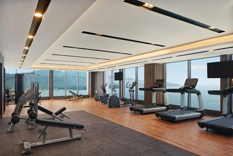 phong-gym-Four-Points-by-Sheraton-Danang
