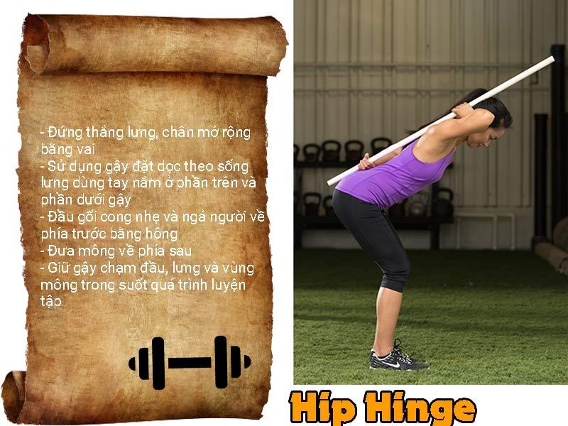 hip-hinge