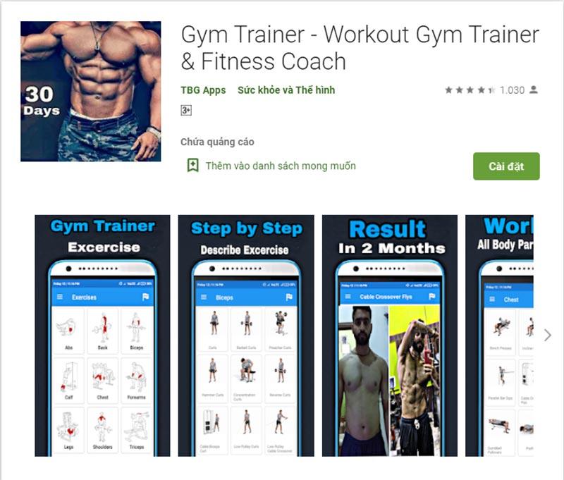 app-gym-trainer